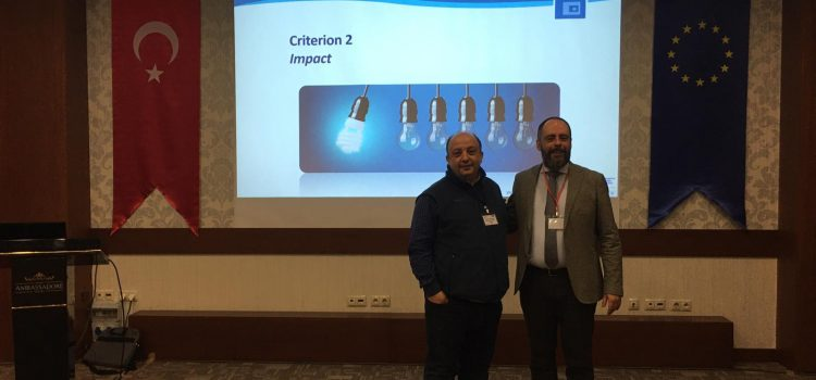 Technical Assistance for Turkey in Horizon 2020 Phase II
